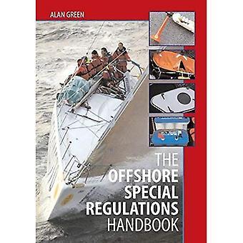 O manual de regras especiais no exterior