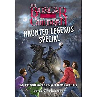 De speciale achtervolgd Legends (Boxcar kinderen Mysteries)