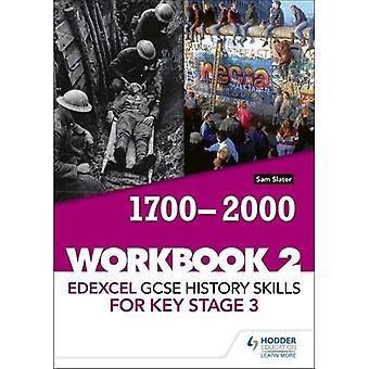 Edexcel GCSE historie ferdigheter for nøkkelen Stage 3