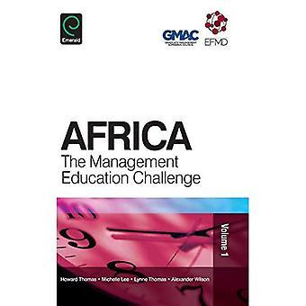 Afrika: Den Management utbildning utmaningen: 1