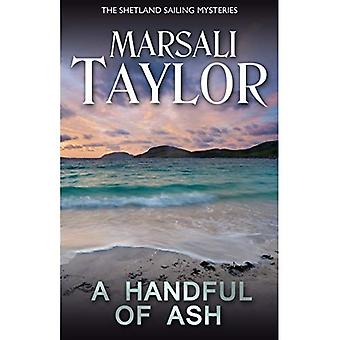 A Handful of Ash (The Shetland Sailing Mysteries)