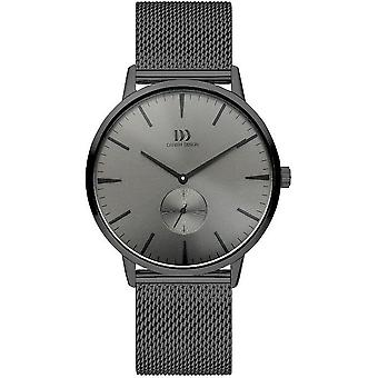 Deense design mens watch TIDLØS-collectie IQ66Q1250 - 3314623