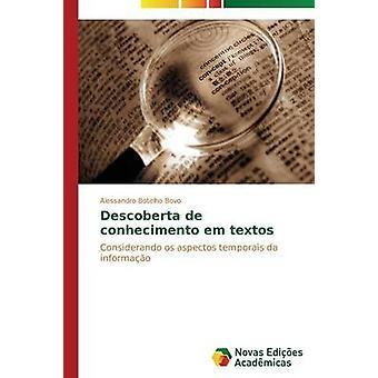 Descoberta de Conhecimento Em Textos von Bovo Alessandro Botelho
