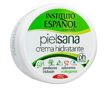Instituto Español Piel Sana Crema caporal Hidratante 400 Ml unisexe