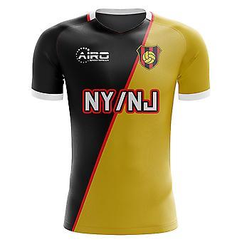 2020-2021 Metrostars Third Concept Football Shirt