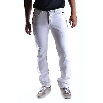 Roy Roger-apos;s Ezbc159011 Hommes-apos;s White Denim Jeans