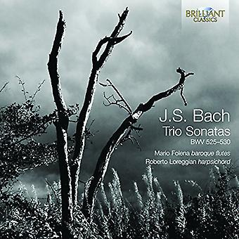 Bach - Trio Sonatas Bwv 525-530 [CD] USA import