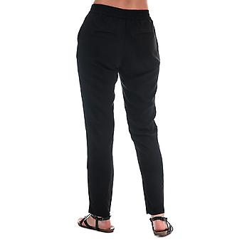 Womens Vero Moda tout simplement facile Loose fit pantalon en noir
