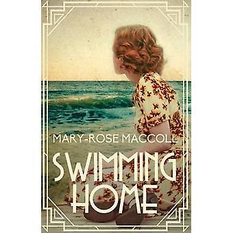 Simning hem av Mary-Rose MacColl-9780749020545 bok