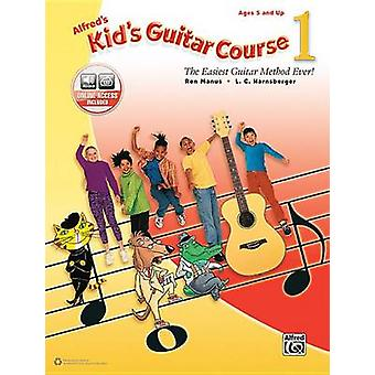 Alfred's Kid's Guitar Course 1 - The Easiest Guitar Method Ever! - Boo