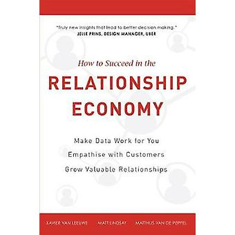 How to Suceed in the Relationship Economy - Make Data Work for You - E