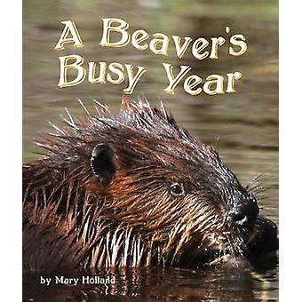 The Beavers' Busy Year by Mary Holland - 9781628552133 Book