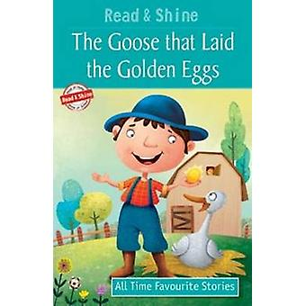 Goose That Laid the Golden Eggs by Pegasus - 9788131936306 Book