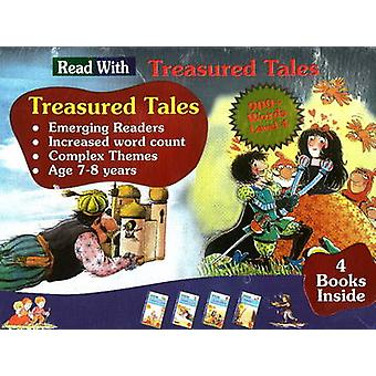 Read with Treasured Tales by Sterling Publishers - 9788120760035 Book