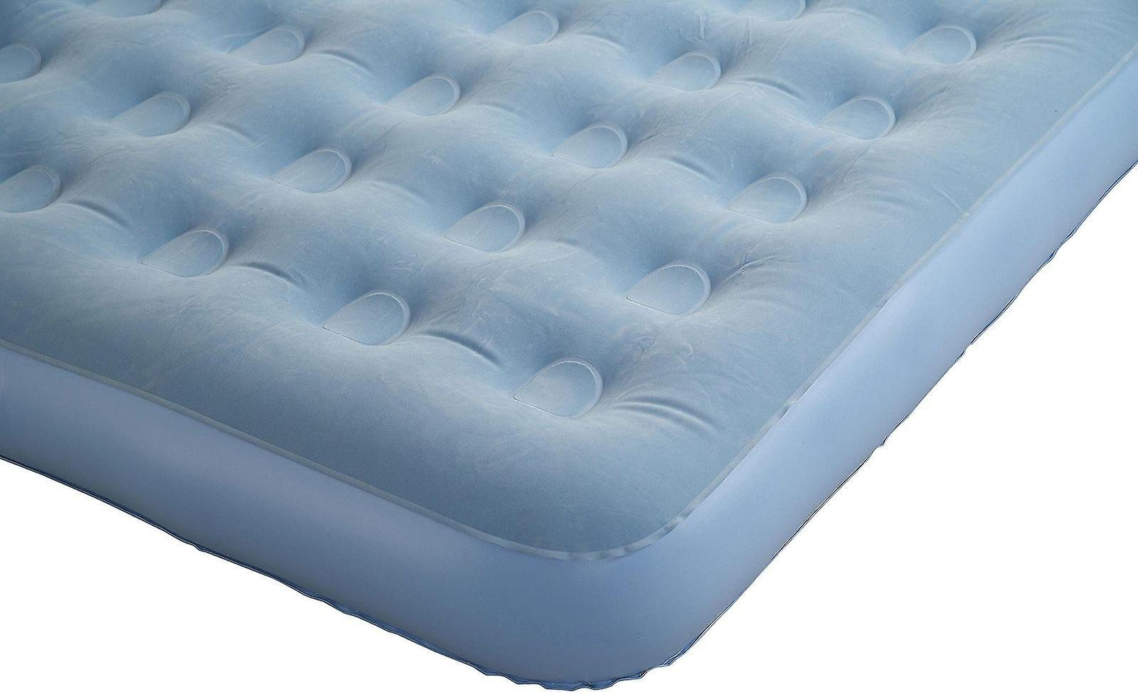 Aerobed Double Airbed Self Inflating Built in Electric Pump 1 Year Guarantee