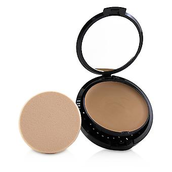 Scout Cosmetics Mineral Creme Foundation Compact Spf 15 - # Caramel - 15g/0.53oz