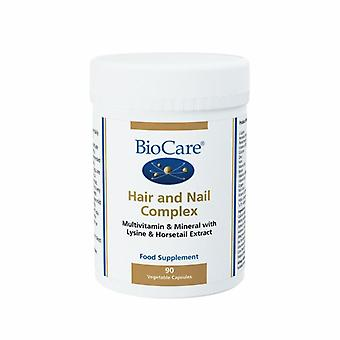 BioCare Hair and Nail Complex Vegicaps 90 (15090)