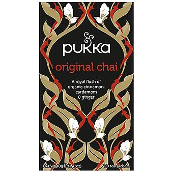 Pukka originale Chai Tea Borse 80