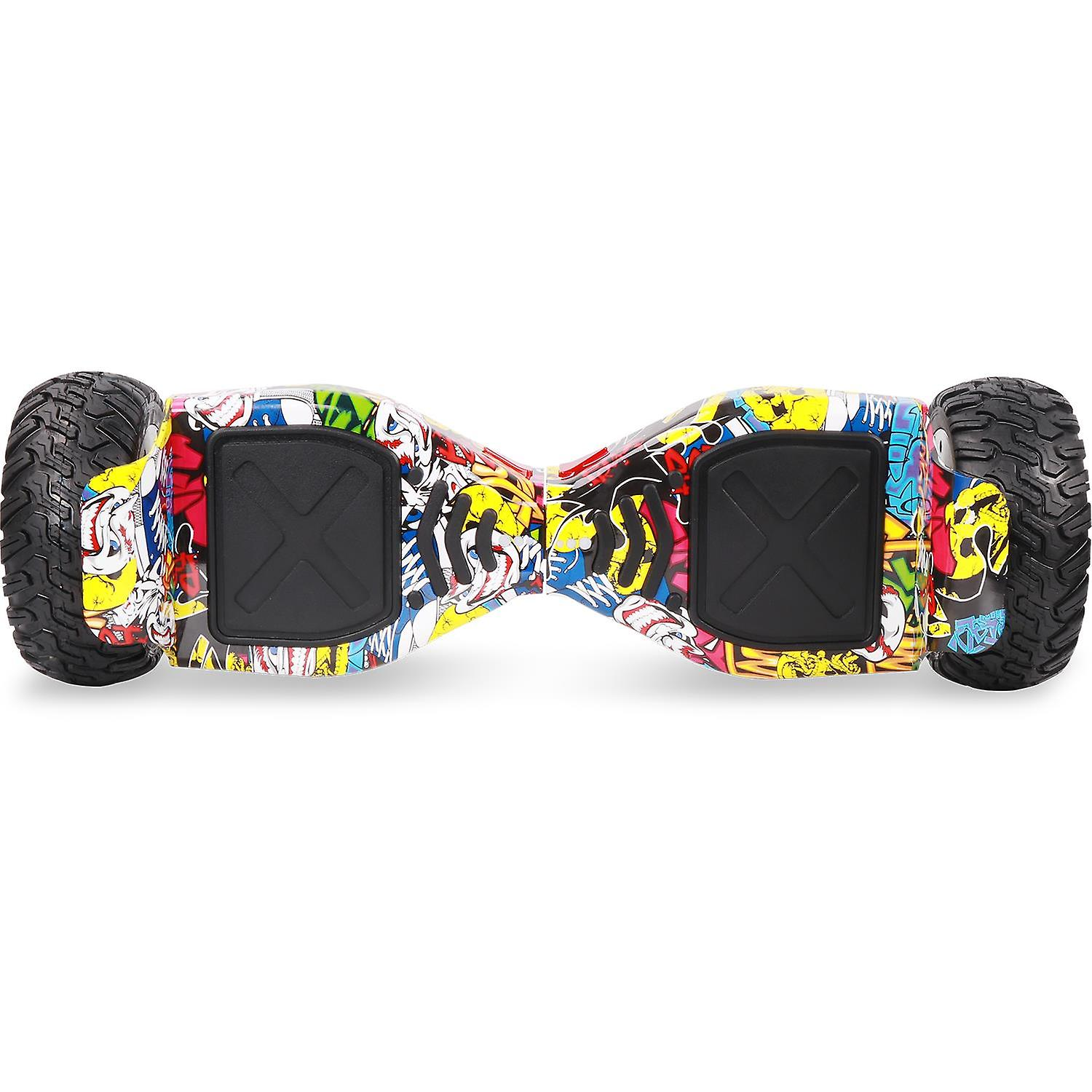 Right Choice Challenger Basic Hoverboard/ Hummer Off-Road with Bluetooth and App