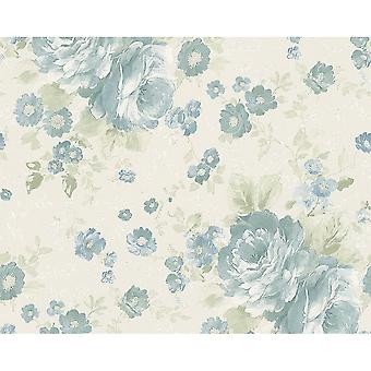 A.S. Creation AS Creation Romantica Floral Leaf Pattern Wallpaper Tradizionale Fiore 304272