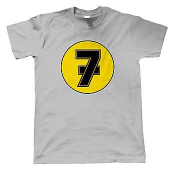 Barry Sheene nummer 7, Herre biker T-shirt-motorcykler gave ham far
