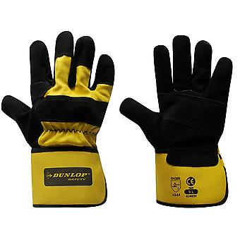 Dunlop Mens Rigger Deluxe Gloves Workwear