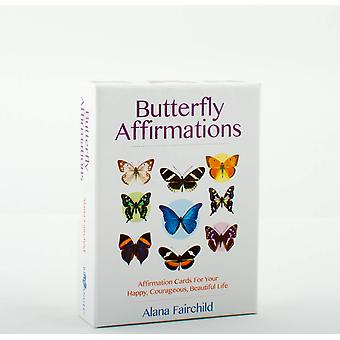 Butterfly Affirmations 9781922161659