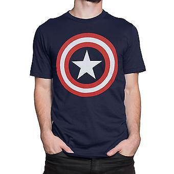 Captain America Shield T-paita