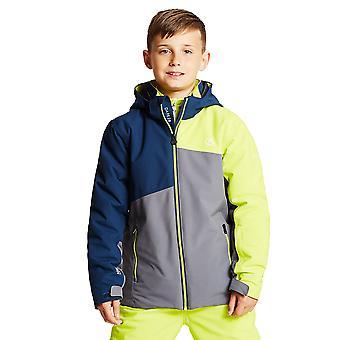 Dare 2b Boys fyren vannavstøtende hette ski jakke