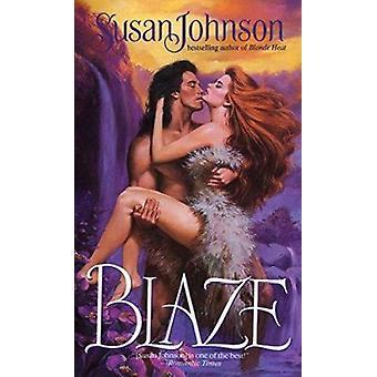 Blaze by Susan Johnson - 9780553299571 Book