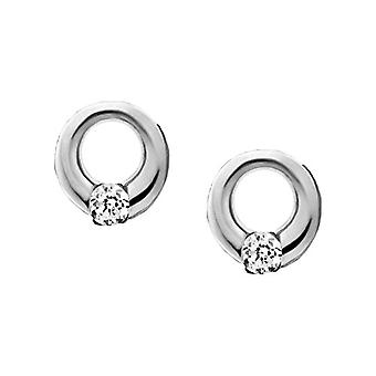 Skagen - Pin Earrings - Stainless Steel - Woman