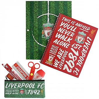 Liverpool jumbo brevpapper set