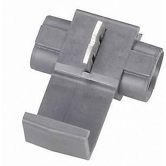 3M 7100179335 Låg effektkontakt flexibel: 1,5-2,5 mm² styv: 1,5-2,5 mm² Antal stift: 2 st 1 st(ar) Brun