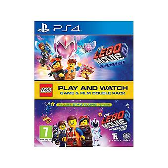 LEGO Games The LEGO Movie 2 Double Pack PS4