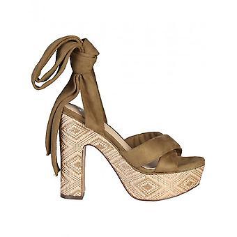 Ana Lublin - Shoes - Sandal - RUBIA_OLIVA - Women - olive - 40