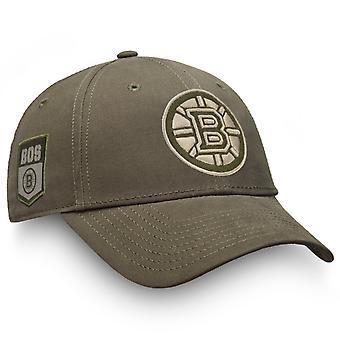Boston Bruins Modern Utility Adjustable Snapback Cap