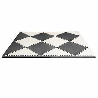 Skip Hop Puzzle Playmat Geo Black/Cream