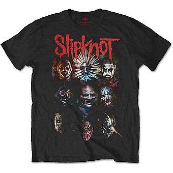 Slipknot Forbered dig på helvede World Tour Official T-shirt