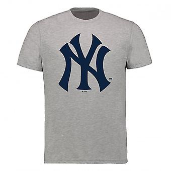 Fanatics Mlb New York Yankees Aaron Judge Player Name & Number T-shirt