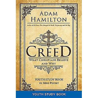 Creed Youth Study Book by Adam Hamilton - 9781501813832 Book