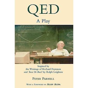 QED-tekijä Peter Parnell