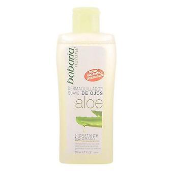 Eye Make Up Remover Babaria Aloe vera/200 ml