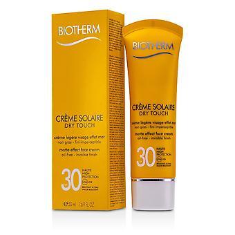 Creme solaire spf 30 dry touch uva/uvb matt effekt Gesichtscreme 168366 50ml/1.69oz