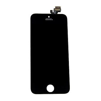 Stuff Certified® iPhone 5 Screen (Touchscreen + LCD + Parts) AA + Quality - Black