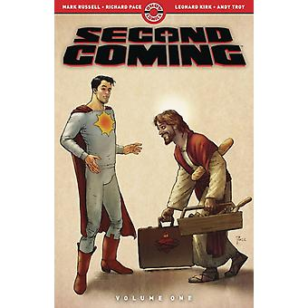 Second Coming by Mark Russell