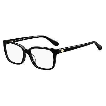 Kate Spade Jordana 807 Black Glasses