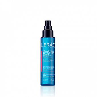 Lierac Makeup Remover Eyes Double Action Eyes And Eyelashes 100 ml