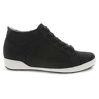 Dansko Womens Onyx moulu nubuck Low Top Zipper Fashion Sneakers