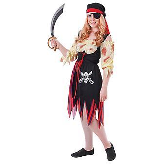 海賊ティーン血まみれ