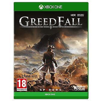 GreedFall Xbox One Game